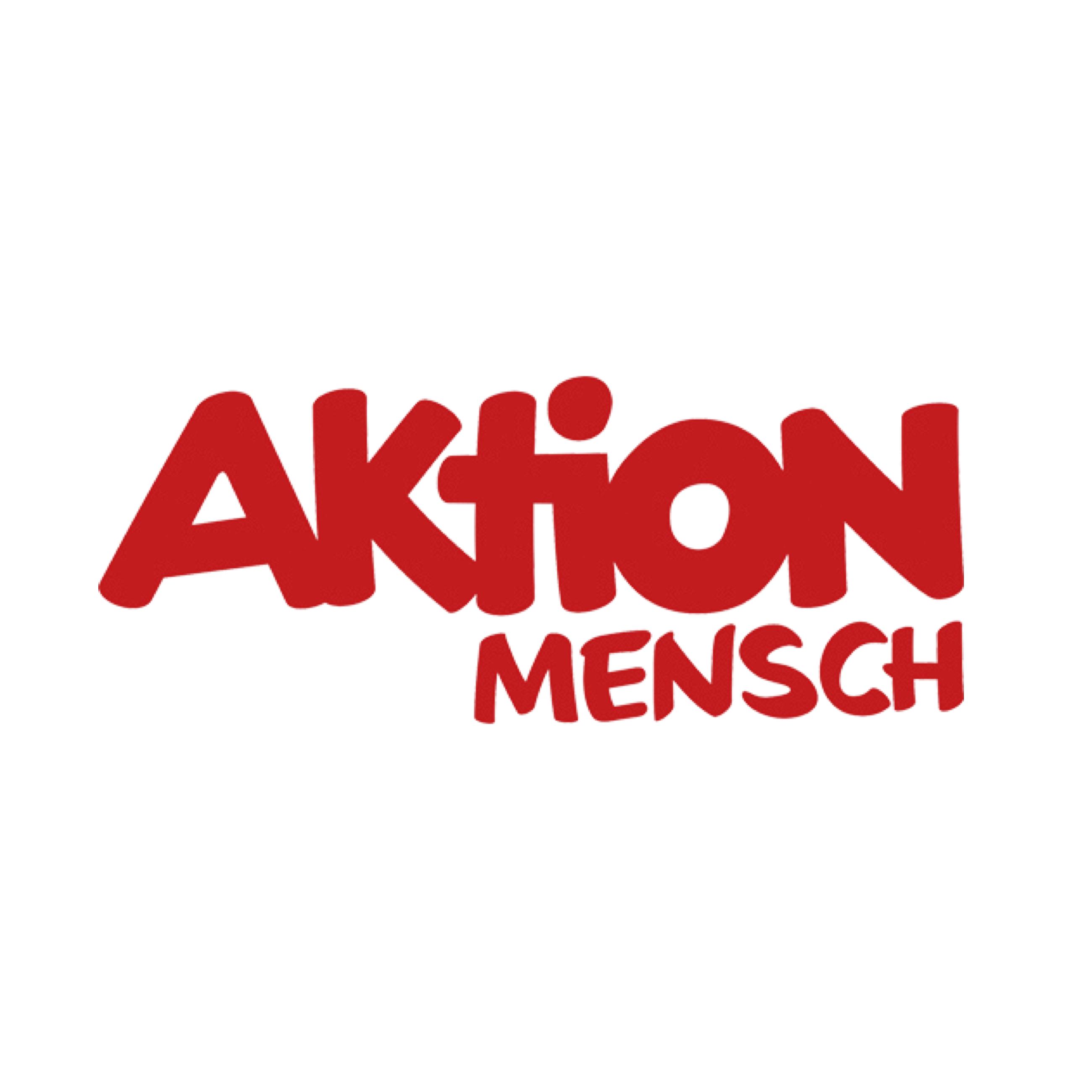 Logo der Aktion Mensch. Die Aktion Mensch hat bereits mehrfach Projekte der gemeinnützigen HörMal Audiodeskription Unternehmergesellschaft finanziell unterstützt. Bildrechte: Aktion Mensch.