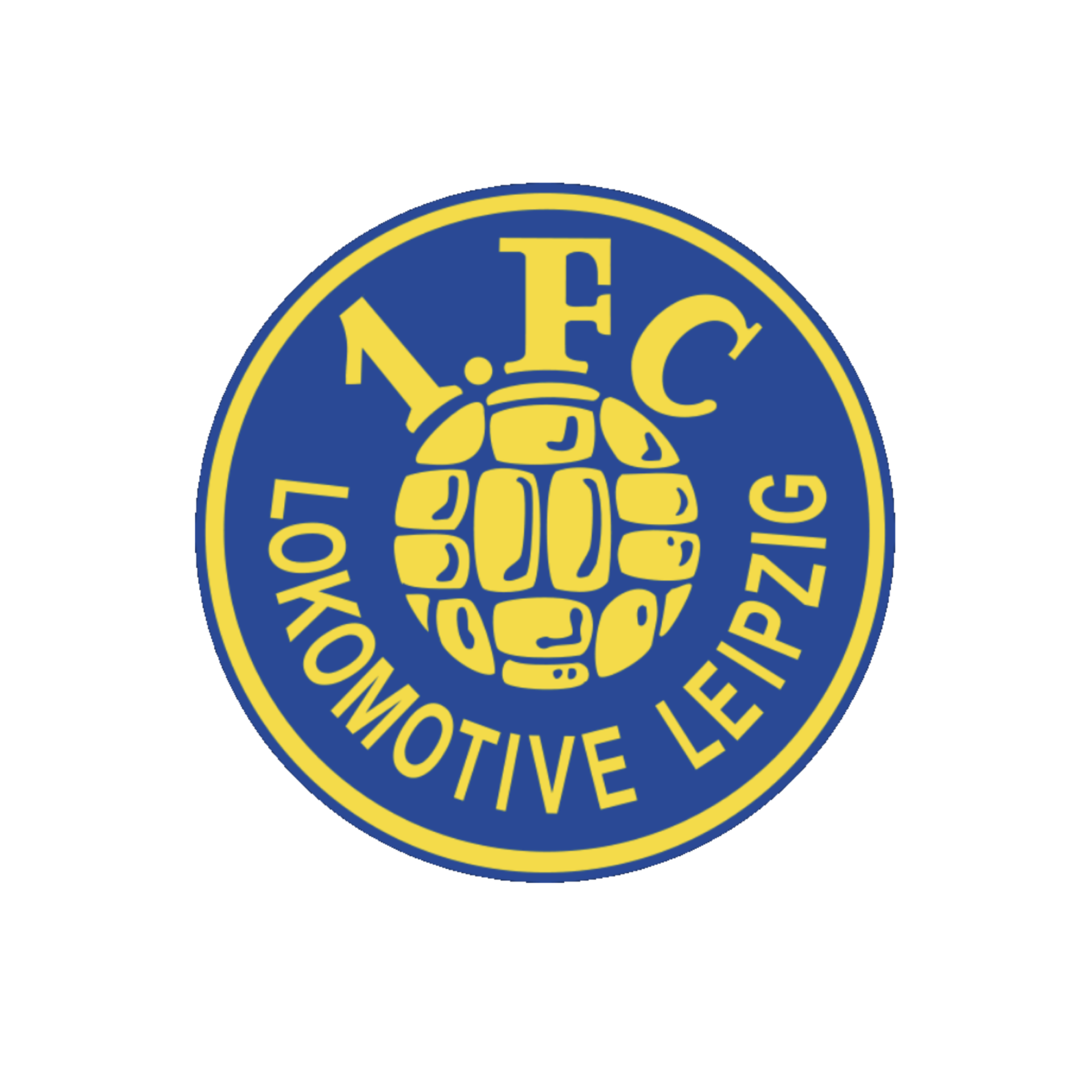Logo des 1. FC Lok Leipzig.